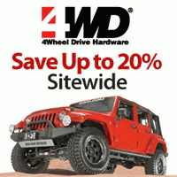4WD Hardware & Coupon Codes Coupons & Deals